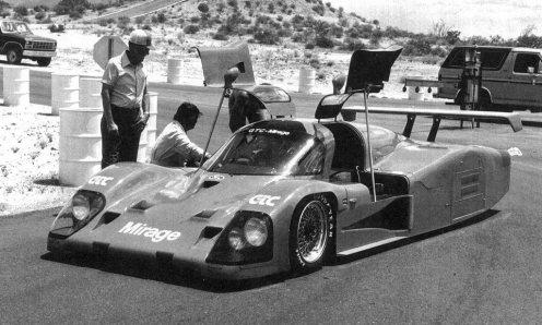 RM Monaco 2014 Highlights - 1982 Mirage M12 Group C Sports Prototype is Aero GT40 23