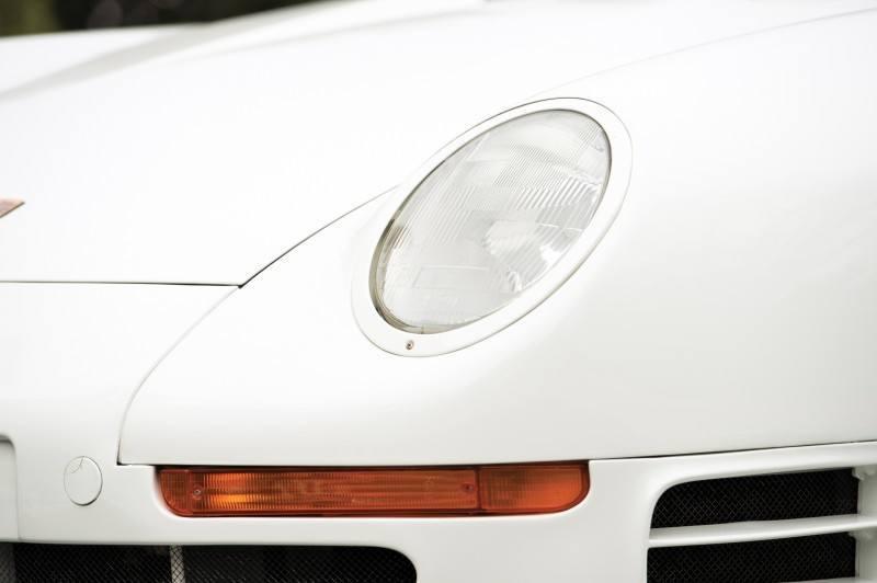 RM Monaco 2014 Highlights - 1985 Porsche 959 Prototype in Bright White Earns $653k 11