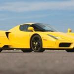 Rm Monaco 2014 Ferrari Enzo Yellow Over Black
