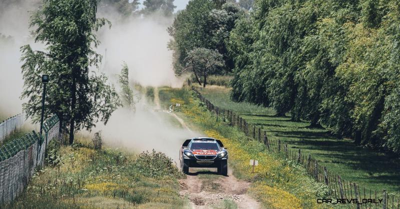 Rally Dakar 2016 Peugeot DKR16 Red Bull 13