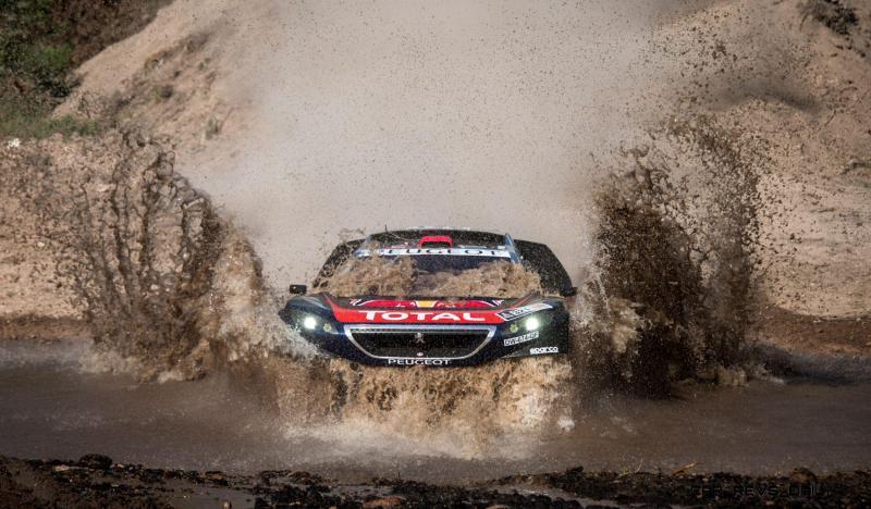Rally Dakar 2016 Peugeot DKR16 Red Bull 29