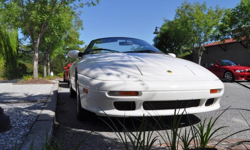 Rare Ragtops - A Pair of Lotus Elans Graced Kiawah Island, SC Cars and Coffee Today 4