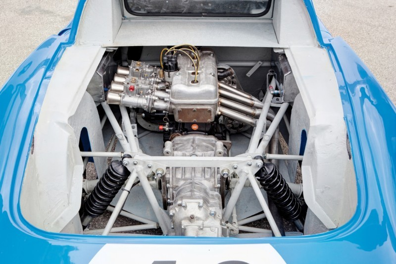 Rm Auctions 2014 Monaco Highlights - 1964 Alpine M4 Is Gorgeous and Historically Significant Racing Hero 3