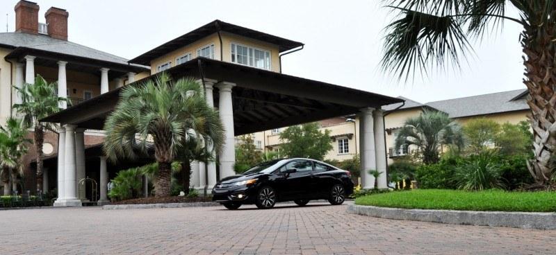 Road Test Review - 2014 Honda Civic EX-L Coupe 100