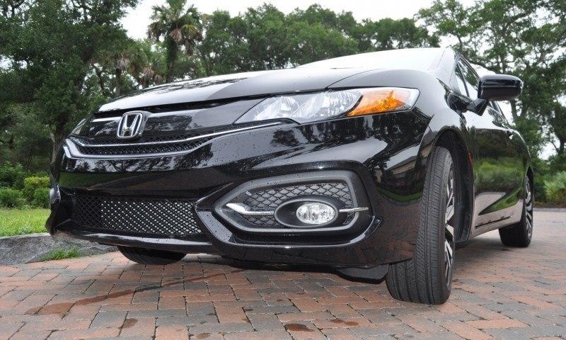Road Test Review - 2014 Honda Civic EX-L Coupe 138