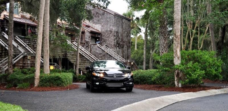 Road Test Review - 2014 Honda Civic EX-L Coupe 144