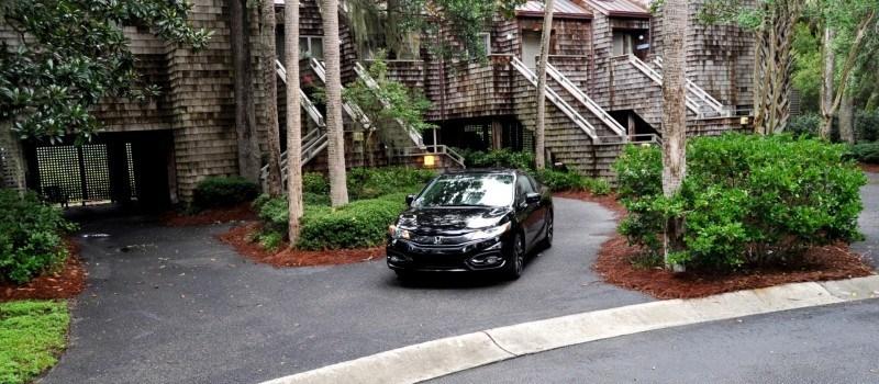 Road Test Review - 2014 Honda Civic EX-L Coupe 148