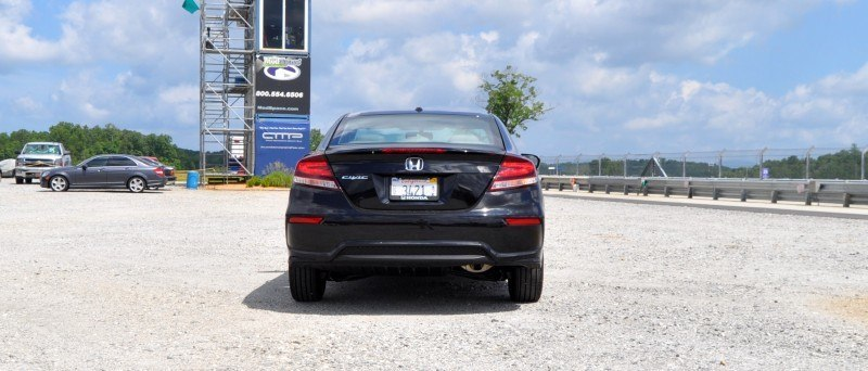 Road Test Review - 2014 Honda Civic EX-L Coupe 21