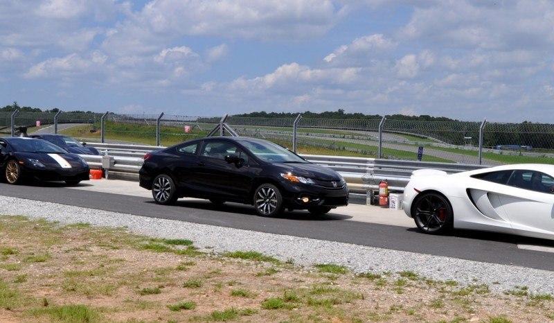 Road Test Review - 2014 Honda Civic EX-L Coupe 45