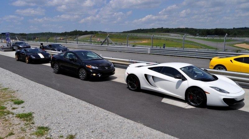Road Test Review - 2014 Honda Civic EX-L Coupe 53