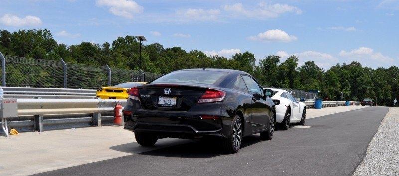 Road Test Review - 2014 Honda Civic EX-L Coupe 66