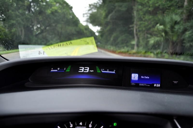 Road Test Review - 2014 Honda Civic EX-L Coupe 71