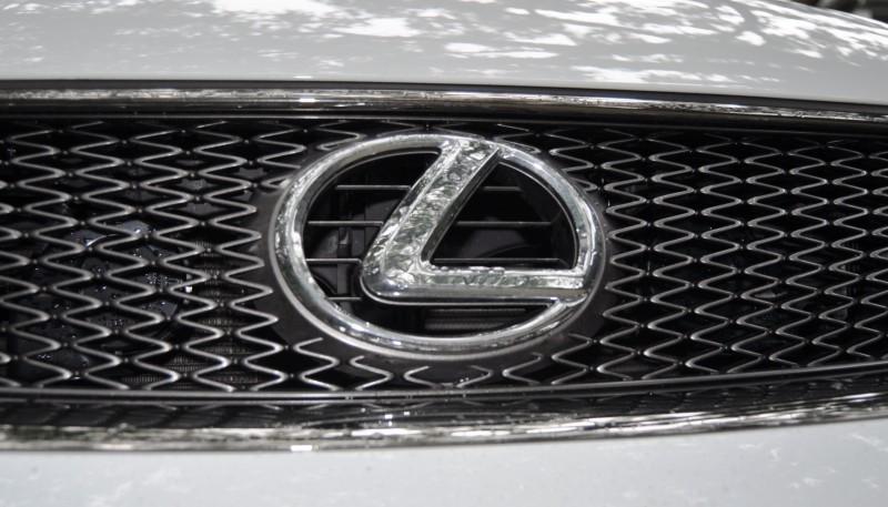 Road Test Review 2014 Lexus IS-F Is AMAZING Fun - 416HP 5.0L V8 Is Heaven in a Throttle 132