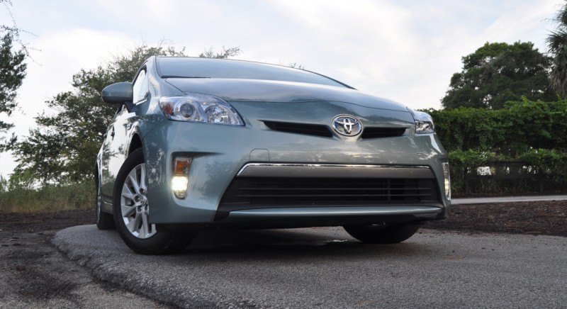 Road Test Review - 2014 Toyota Prius Plug-In Is Quietly Excellent, More Iso-Tank Than Eco-Warrior 6