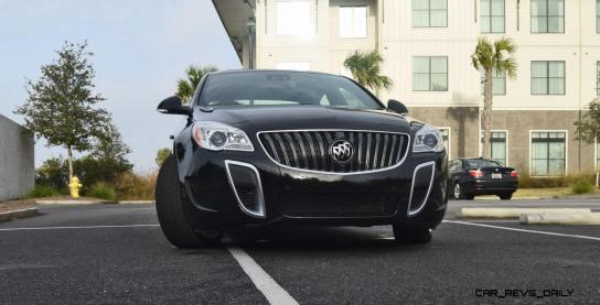 Road Test Review - 2016 Buick REGAL GS 1