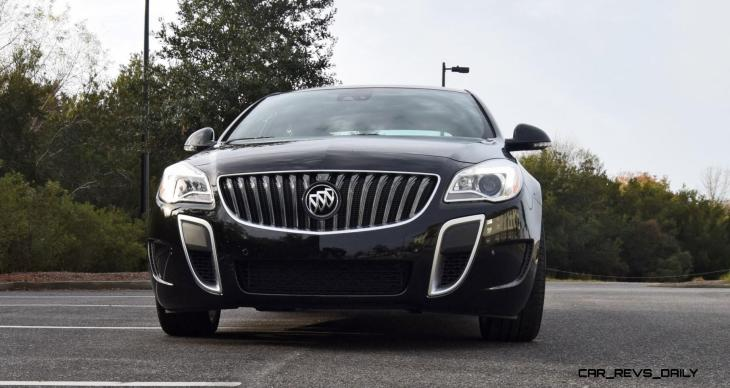 Road Test Review - 2016 Buick REGAL GS 15