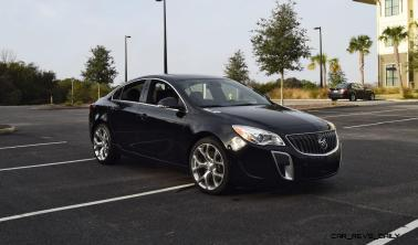 Road Test Review - 2016 Buick REGAL GS 23