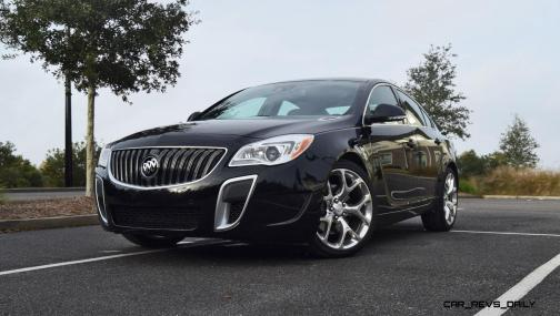 Road Test Review - 2016 Buick REGAL GS 41