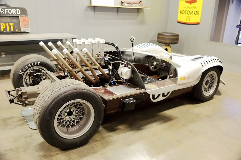 See The Authentic Chaparral 2H and 2J Racecars at the Petroleum Museum in Midland, Texas 1