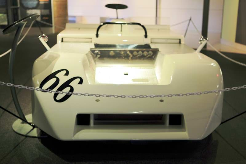 See The Authentic Chaparral 2H and 2J Racecars at the Petroleum Museum in Midland, Texas 16