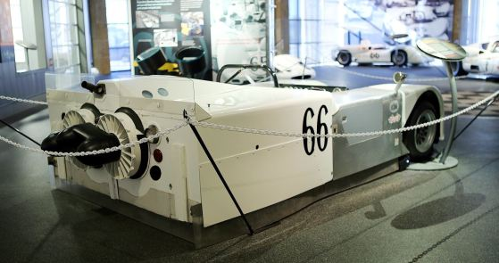 See The Authentic Chaparral 2H and 2J Racecars at the Petroleum Museum in Midland, Texas 17