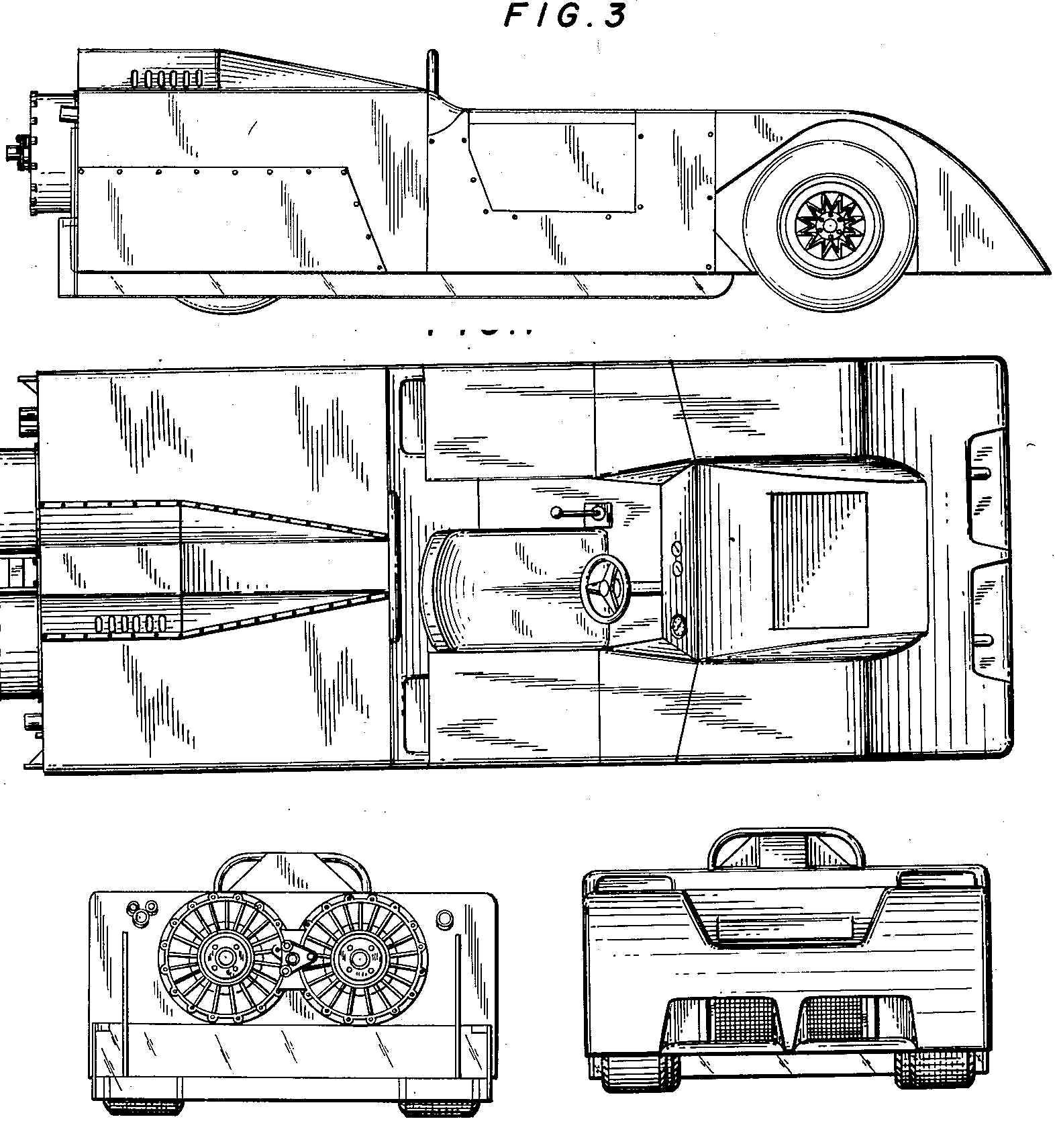 a henry j car