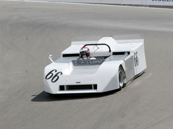 See The Authentic Chaparral 2H and 2J Racecars at the Petroleum Museum in Midland, Texas 38
