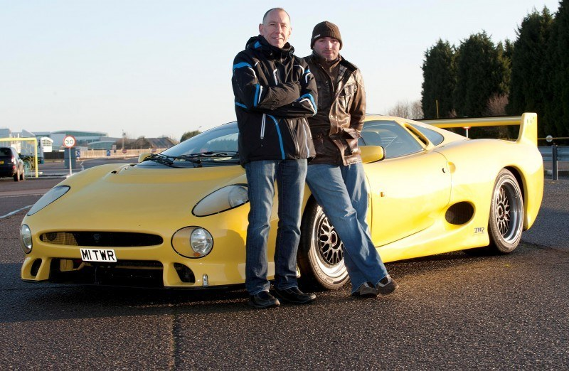 Supercar Icons - 1992 JAGUAR XJ220 Still Enchants the Eye and Mind, 22 Years Later 11