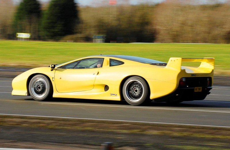 Supercar Icons - 1992 JAGUAR XJ220 Still Enchants the Eye and Mind, 22 Years Later 8