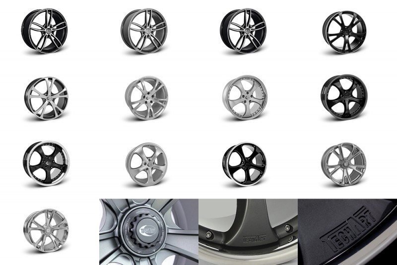 TECHART Releases First Four MACAN Wheels 28