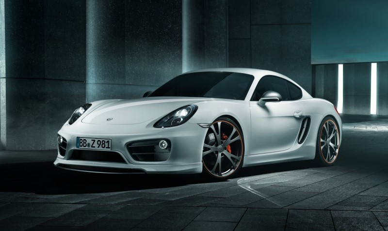 TECHART for Porsche Boxster and Cayman 23
