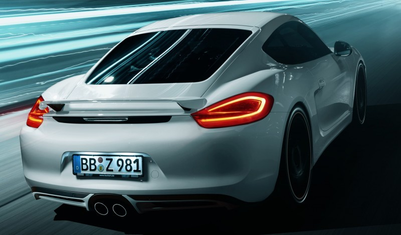 TECHART for Porsche Boxster and Cayman 26