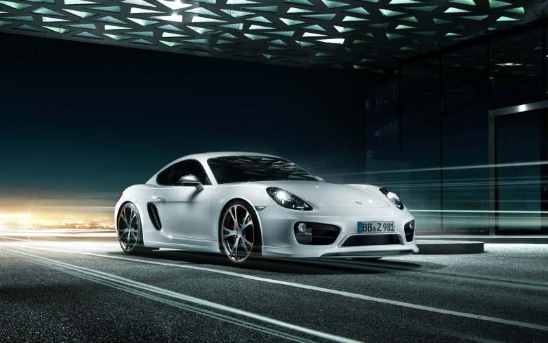 TECHART for Porsche Boxster and Cayman 27