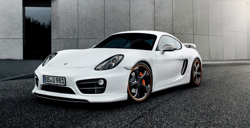 TECHART for Porsche Boxster and Cayman 37