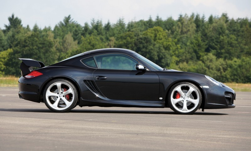TECHART for Porsche Boxster and Cayman 52