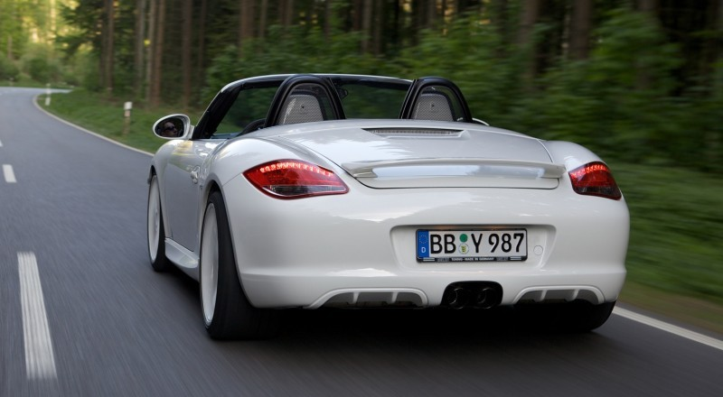 TECHART for Porsche Boxster and Cayman 57