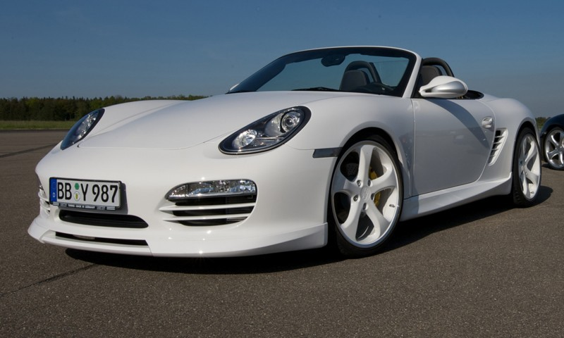 TECHART for Porsche Boxster and Cayman 58