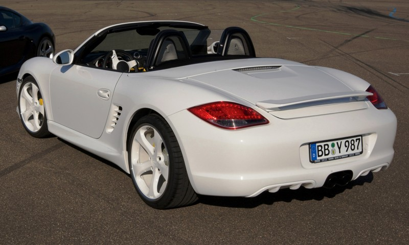 TECHART for Porsche Boxster and Cayman 60