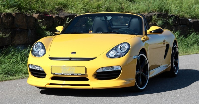TECHART for Porsche Boxster and Cayman 65