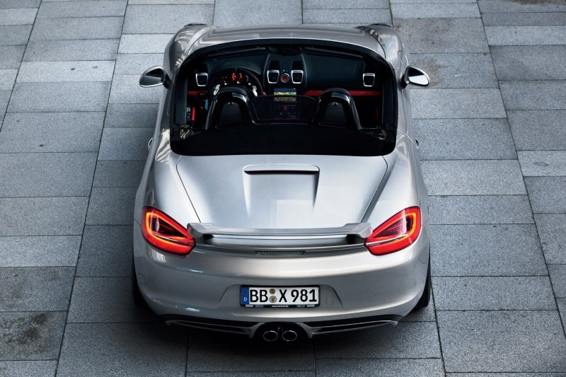 TECHART for Porsche Boxster and Cayman 9