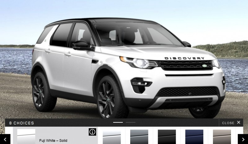 Update1 - 2015 Land Rover Discovery Sport - Specs, Prices, Options and Colors 10