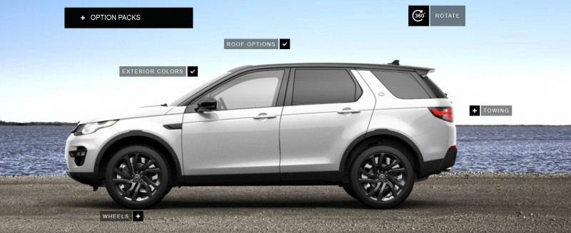 Update1 - 2015 Land Rover Discovery Sport - Specs, Prices, Options and Colors 19