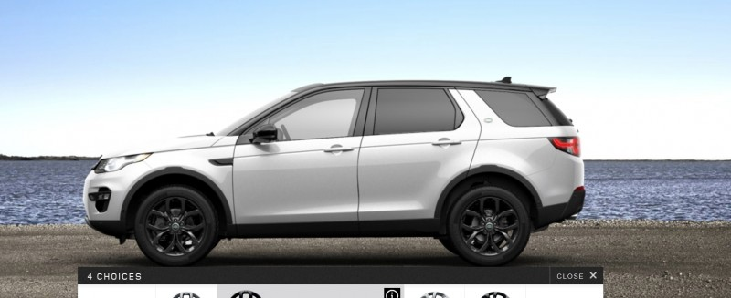 Update1 - 2015 Land Rover Discovery Sport - Specs, Prices, Options and Colors 21