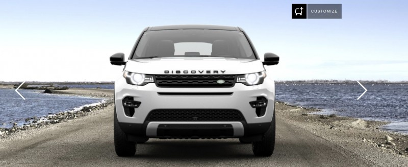 Update1 - 2015 Land Rover Discovery Sport - Specs, Prices, Options and Colors 25