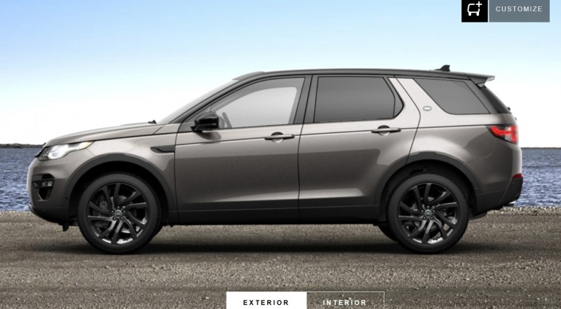 Update1 - 2015 Land Rover Discovery Sport - Specs, Prices, Options and Colors 42