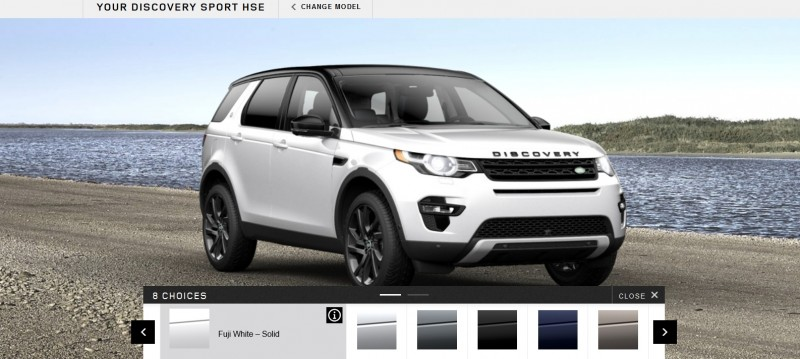 Update1 - 2015 Land Rover Discovery Sport - Specs, Prices, Options and Colors 9