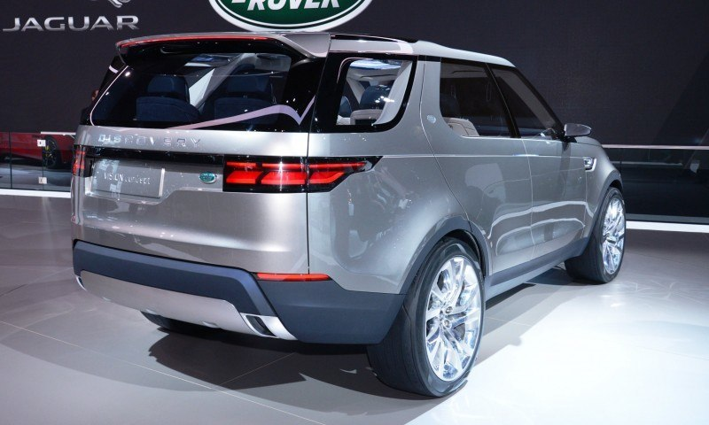 Update1 - Land Rover Discovery Concept Previews 2016 LR4 Discovery and 2015 LR2 Disco Sport 2