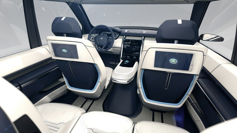 Update1 - Land Rover Discovery Concept Previews 2016 LR4 Discovery and 2015 LR2 Disco Sport 25