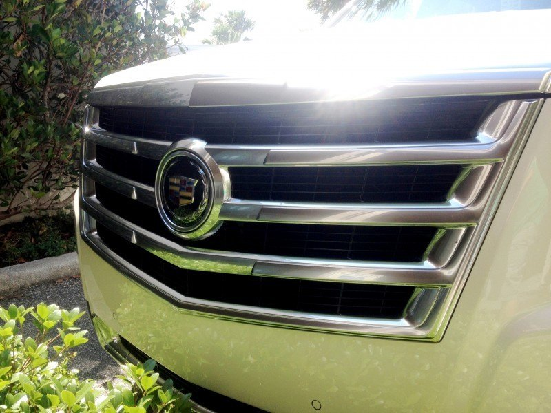 Update1 New Photos! 2015 Cadillac Escalade - Majors On Interior Upgrades - Leathers, Colors, Specs and Pricing 10