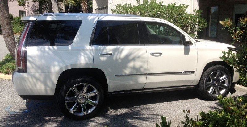 Update1 New Photos! 2015 Cadillac Escalade - Majors On Interior Upgrades - Leathers, Colors, Specs and Pricing 17
